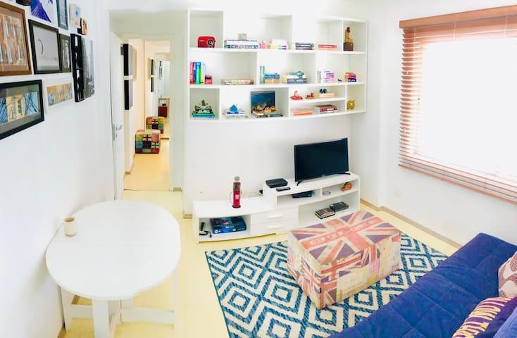 Ótima localização e tranquilo-Sumaré/Vila Madalena