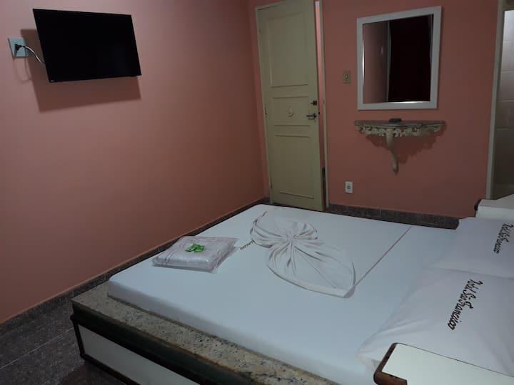 Hotel Barra da Tijuca quarto 5