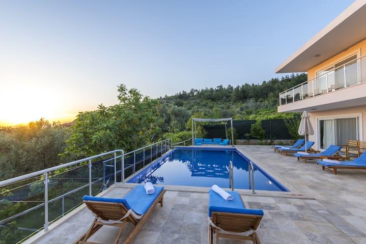 Villa Suna - Kaş - Villa
