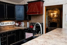 Ranch House - Fully Equipped Kitchen