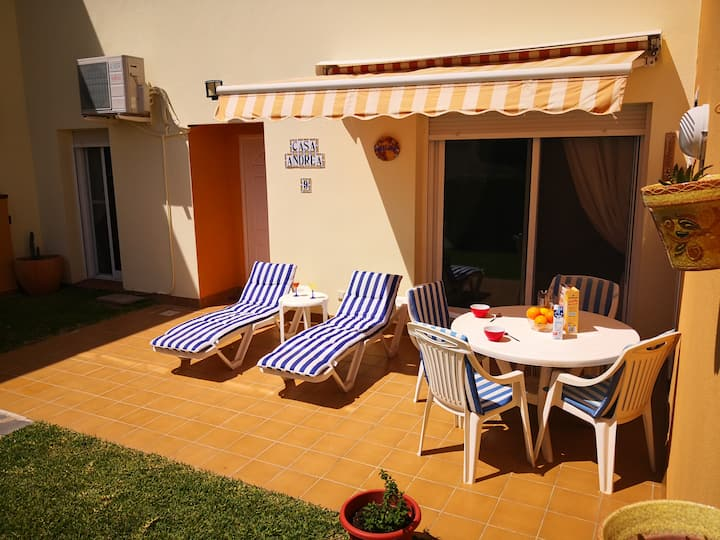 The Perfect luxury Naturist Holiday accommodation