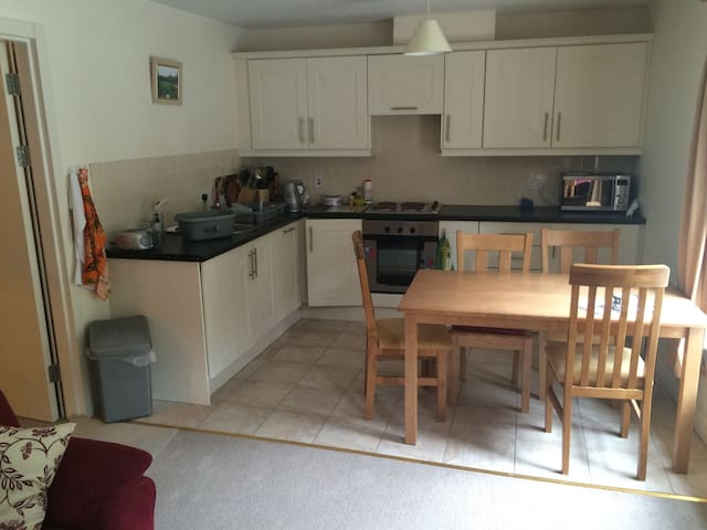 Comfortable fully furnished 2 bed roomed flat. - Fermoy