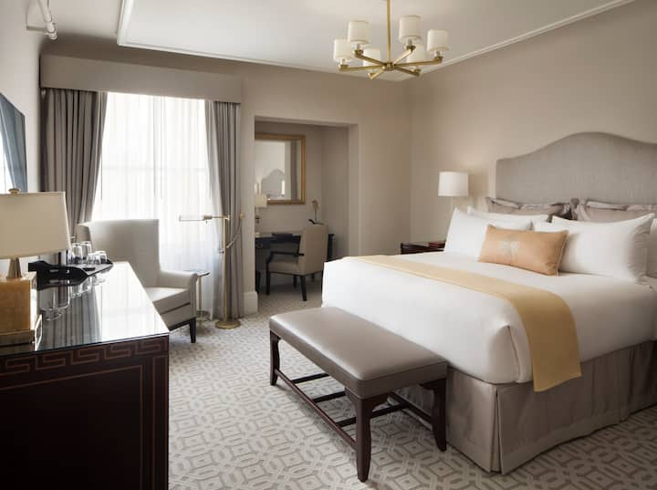 Hotel Drisco, Classic Guestroom, One King Bed