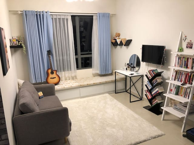 Full apartment – 1 Bedroom in Masteri District 2