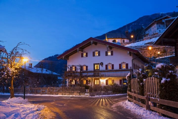 Appartement MÜLLNERHAUS Stumm im Zillertal