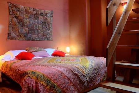 Alma de Romero    India - Appartement