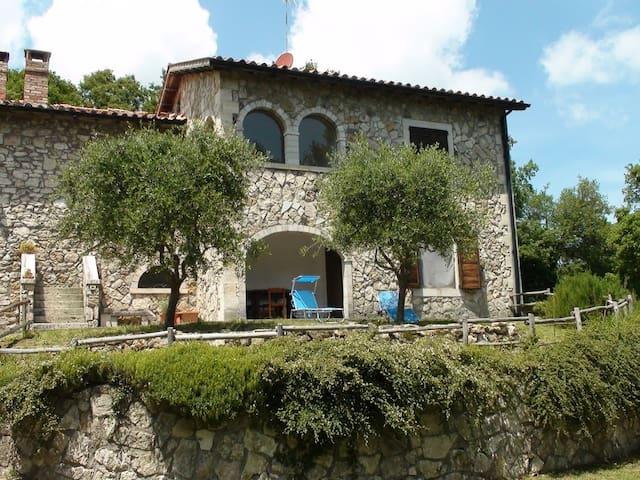 Val D'Orcia Casale i Forni - Bagni San Filippo - Apartamento