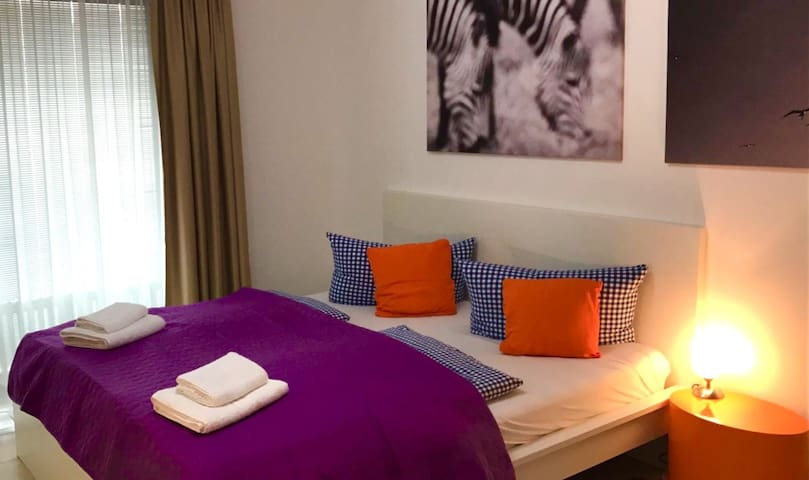 B 55 Hotelroom-city center best location in town - München - Service appartement