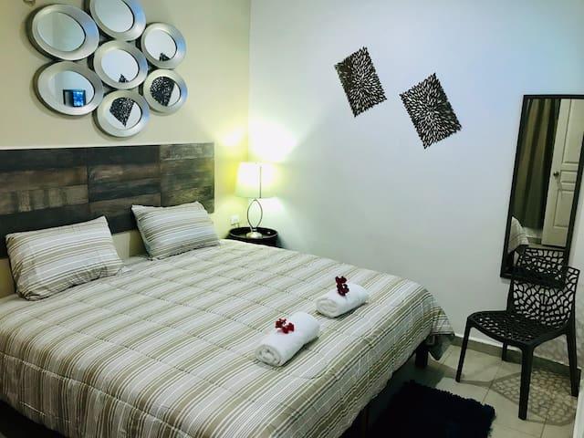 linda suite wifi-A/A- cerca de todo ubicación TOP