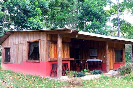 Mountain Cabins at Rio Celeste - Bijagua, Canalete - 小木屋