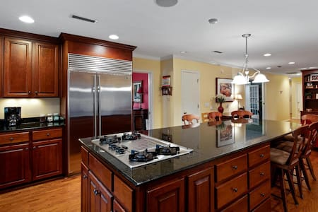 Large Home | Centrally Located - Charming Stay