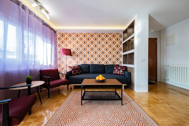 (Promo!) Blue Amber apartment in historical center