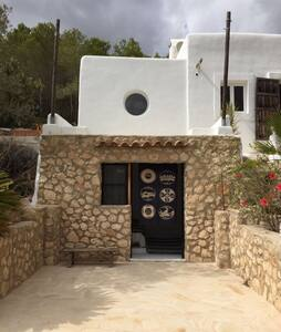 separate Little room in Nature north of Ibiza - Apartamento