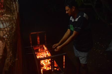 Jungle Book Konkan - Agro Tourism 2 - Ratnagiri - Bed & Breakfast