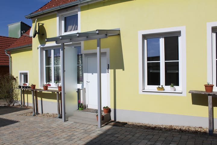 Nice apartment in a small village. - Spitzzicken - Daire