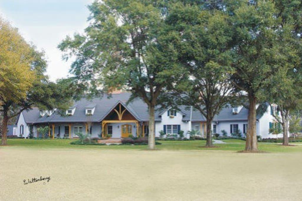 Fox Grove Farm Main Lodge Junior Suite