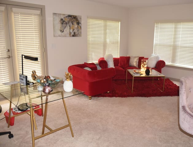 Downtown Centennial Apartment... Perfect location!
