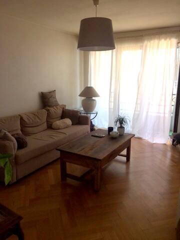 Appartement très Calme à 2 pas du Parc Tête D'Or - Lyon - Apartment