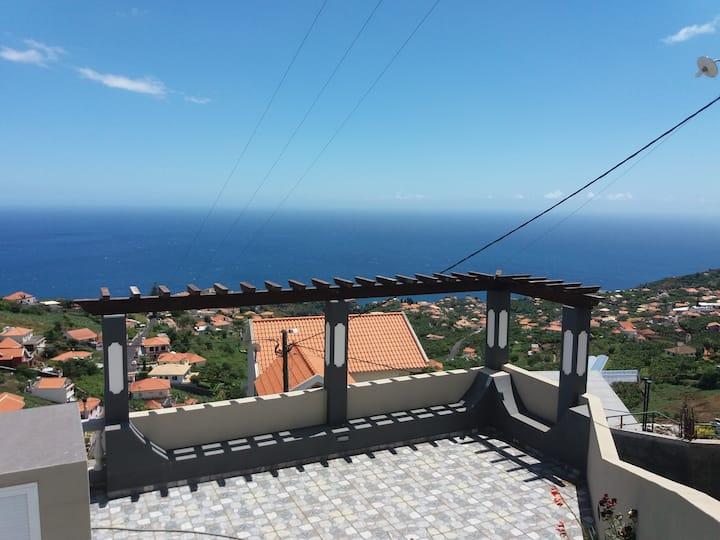 #Slice of Ponta Do Sol- Ground floor - Sea view!