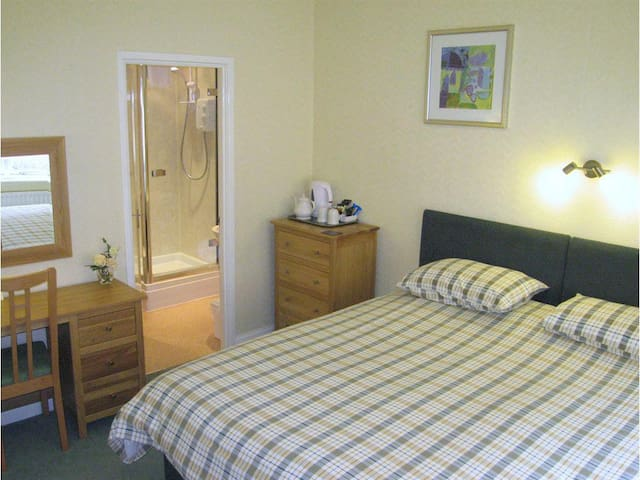 Double Room 5 and 6 at The Coach House