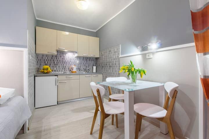 Vila Marija, studio apartman Maslina