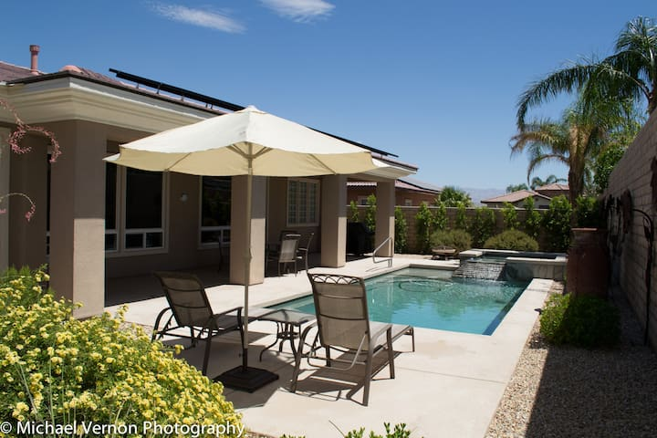 Tuscan Vacation Luxury In Palm Springs Houses For Rent In Rancho Mirage California United States