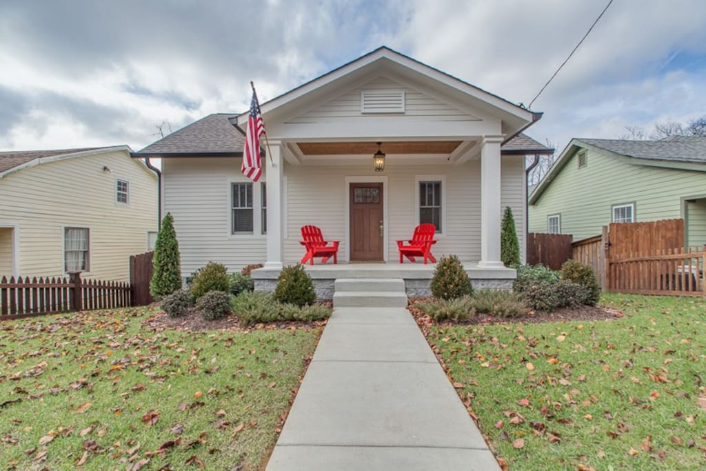 Brand new East Nashville home.