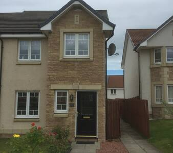 Canalside home - Falkirk