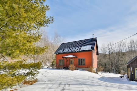 The Red Pine Cottage - Frelighsburg
