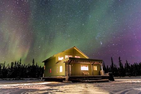 Aurora Lodge Houseboat  4 - 8 people