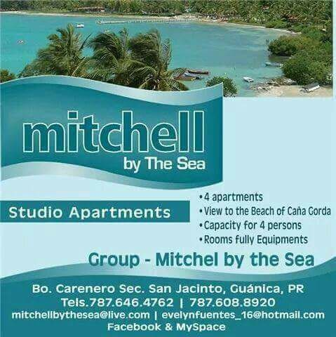 Mitchell By theSea  hermosa vista al mar - Guanica
