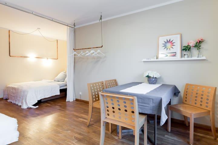 Charmante Wohnung im ruhigen, grünen Kleinmachnow - Kleinmachnow - Dom