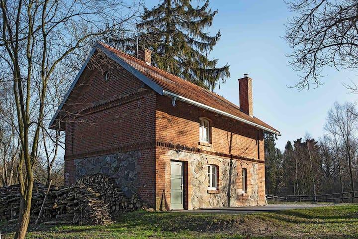 The Blacksmith's House