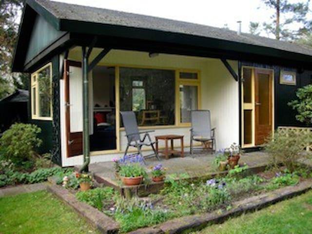 Boshuisje in Ermelo, voor rust en natuur