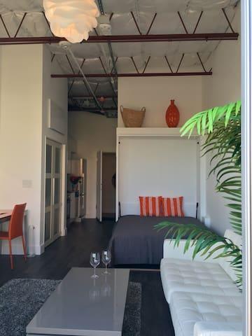 Waterfront apartment  at Marina #1