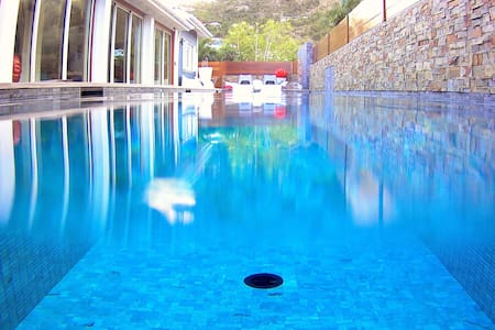VILLA SAINT BARTH - NO STRESS - PISCINE CHAUFFEE