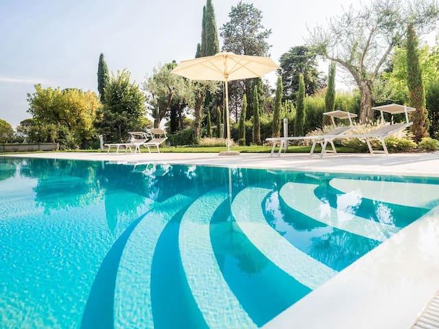 Corte Fasanella -  Apartment  Lillà on the lake