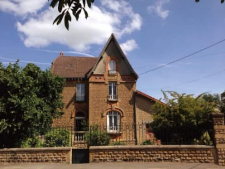 «Villa bonne entente» ou 39€ chambre Grand jardin