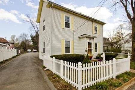 renovated home in Newton