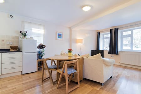 1bd flat - Zone 2 with roof terrace - Londyn - Apartament