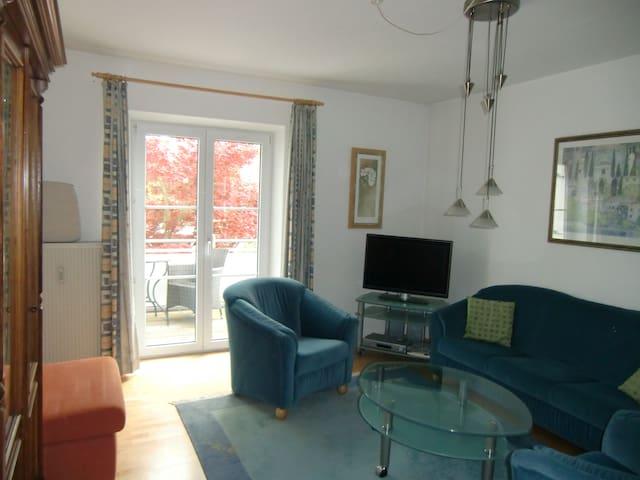 2-Zimmer-Wohnung bei  München - Dachau - Huoneisto