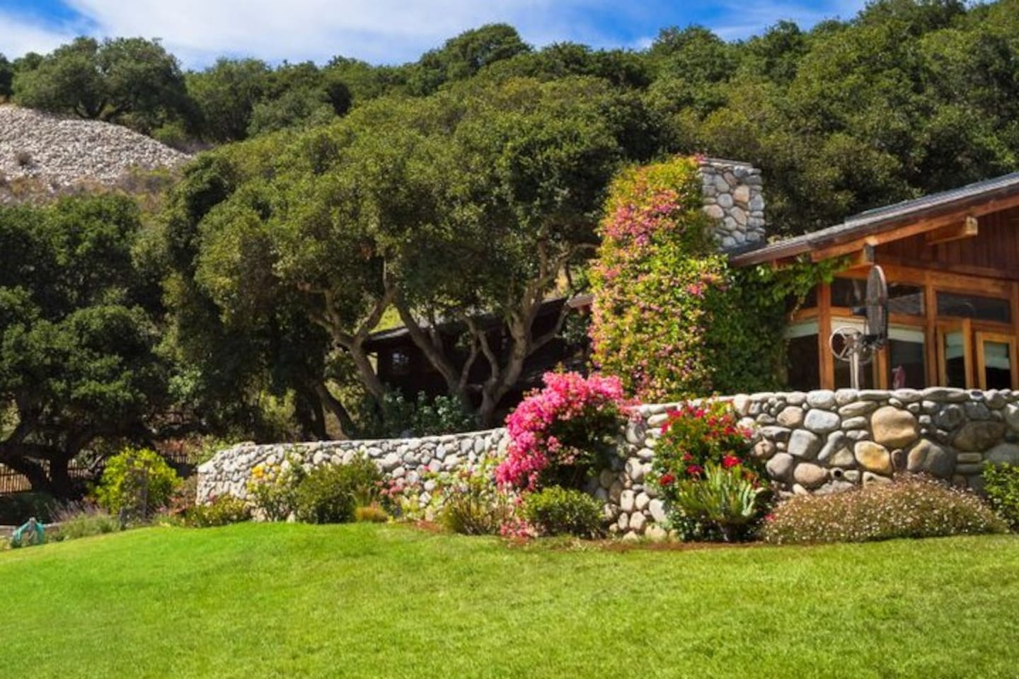 Three Rams Ranch in Carmel Valley, California