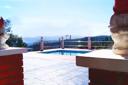 Villa Adrián - Riudarenes - Dům