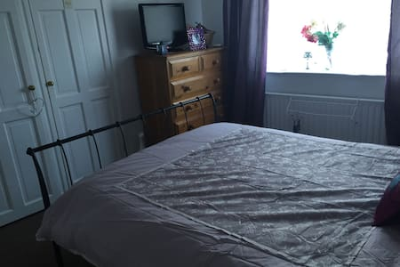 Comfy double bedroom - Harlow