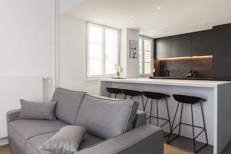 Modern and Design Flat in CityCenter (50m2)