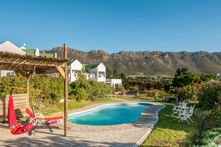 Relax, Enjoy, Unwind at Wind-Rose guest house - Cape Town - Bed & Breakfast