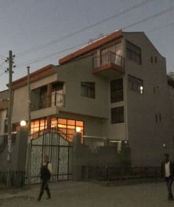 Modern and New rooms with amazing design Building - Addis Ababa - Guesthouse