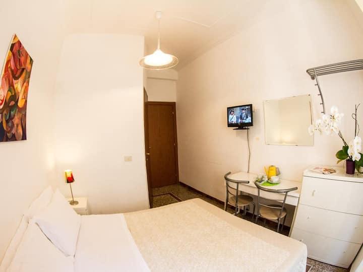 double room santa maria maggiore