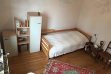 Gemütliches ruhiges Zimmer (close to Bale / Basel)