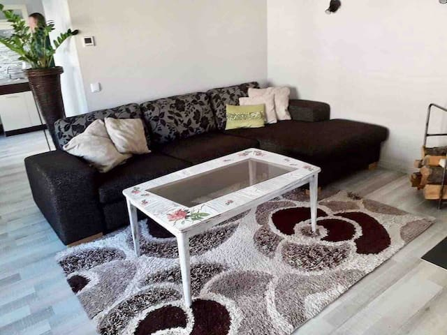 Homey apt in Central/Historic part of Rakvere